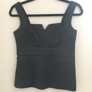 White House Black Market - Black Top Size 0